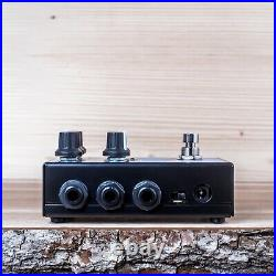 AMT Electronics F1 (Fender) guitar preamp (distortion/overdrive) effect pedal