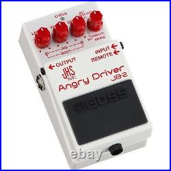 BOSS JHS JB-2 Angry Driver Distortion NEW Guitar Effects Pedals