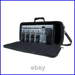 Boss ME-80 Guitar Multiple Effects Pedal Bundle with Carry Bag