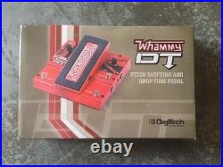 Brand New DigiTech Whammy DT Multi-Effects Guitar Pedal