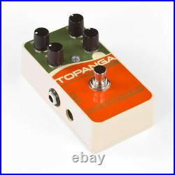 Catalinbread Topanga Spring Reverb Guitar Effects FX Stompbox Stage Studio Pedal