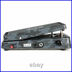 Dunlop DB01B Dimebag Cry Baby From Hell Wah Guitar Effects Pedal, Black Camo