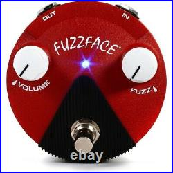 Dunlop FFM6 Band of Gypsys Fuzz Face Mini Distortion Guitar Effects Pedal