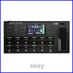 Headrush Pedalboard Guitar Multi-Effects Processor Pedal Touch Display + Picks