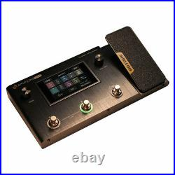 Hotone Ampero One Guitar Bass Amp Multi Language Effects Expression Pedal Stereo