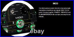 Mooer Black Truck 6 effects pedals in 1 Guitar Effects Pedal 2018 w Carry Case
