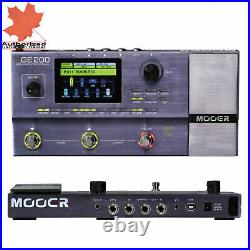 Mooer GE200 Guitar Multi Effects Processor Pedal Board Full Stock Ready to Ship