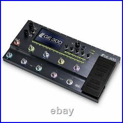 Mooer GE 300 Amp Modeling Synth Multi Effects FX Guitar Effects Pedal New