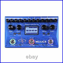 Mooer Ocean Machine Devin Townsend Signature Time Space Guitar Effects Pedal