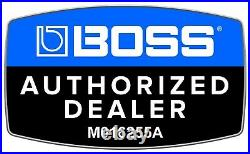 New Boss AD-2 Acoustic Preamp Guitar Effects Pedal