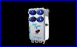 New Xotic Effects Soul Driven Boost Overdrive Guitar Effects Pedal