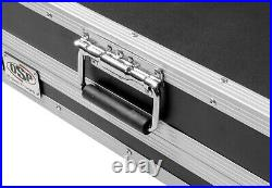Pro Guitar Effects Pedal Board 24 & ATA Flight Road Case For Efx Pedals