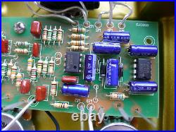 Professional Electric Guitar Overdrive Boost Effects Pedal Completed DIY