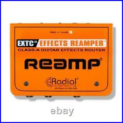 Radial Engineering EXTC-SA Guitar Effects Interface & Reamp Box