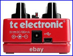 TC-Electronic Hall of Fame 2 Reverb Guitar Effects Pedal