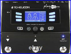 TC-Helicon VoiceLive Play Acoustic Guitar and Vocal Effects Processor Pedal