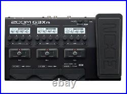 Zoom G3XN Multi-Effects Guitar Pedal with Expression