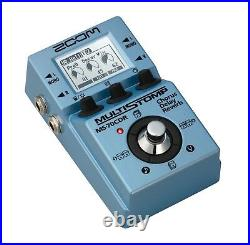 Zoom MS-70CDR Multi-Effects Guitar Effects Pedal NEW